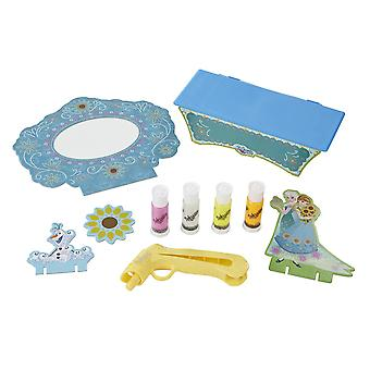 Play-Doh DohVinci Vanity frame kit Disney frosne feber