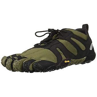 Vibram V-Trail 2.0 Womens Five Fingers Barefoot Feel Running Trainers Ivy/Black
