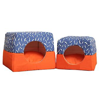 Pet Dog Cat House Dual-purpose Teddy House