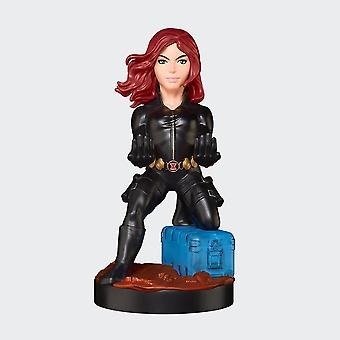 Black Widow (Marvel) Controller / Phone Holder Cable Guy