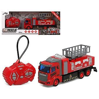 Équipe de sauvetage des camions d'incendie télécommandée 111965