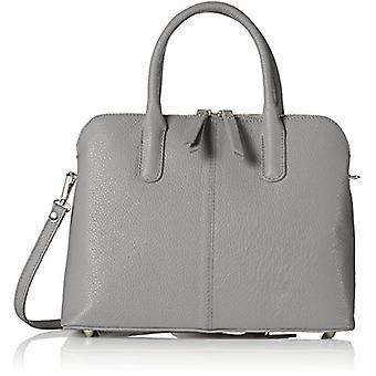 Bags4Less Bern - Women's Crossbody Bags, Grau (Dunkelgrau), 13x24x32 cm (B x H T)