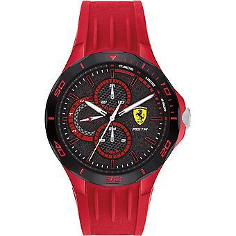 Scuderia Ferrari SF830723 PISTA Heren Horloge