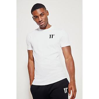 11 Degrees Core T-Shirt - White