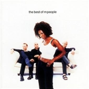 M People The Best Of M People CD