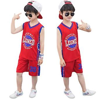Sleeveless Basketball Jersey No. 1 Quick-drying And Breathable