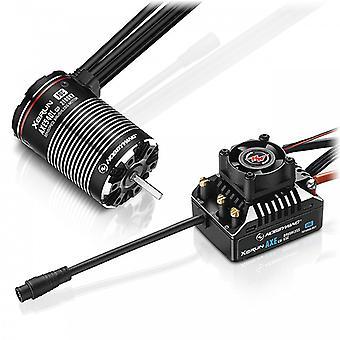 תחביב Xerun Axe540L 2100Kv R2 Foc חיישן משולב B/Less