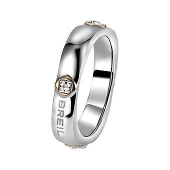 Breil jewels crossing love ring tj1556