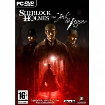 Sherlock Holmes Vs Jack The Ripper Game PC
