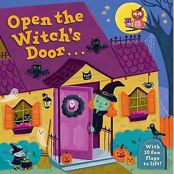 Open the Witchs Door by Jannie HoJannie Ho