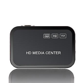 1080p Hd Media Video Player Center Surpport Mkv H.264 Med Vga Hd