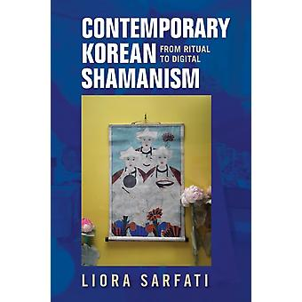 Nykyajan korealainen shamanismi, kirjoittanut Liora Sarfati