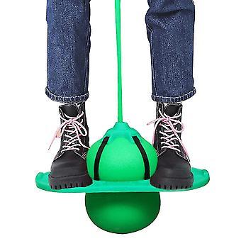 Pogo Ball Hopper, saut rebondissant Ball Space Hopper Balance Jump Ball Exercice (vert)