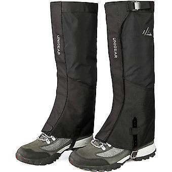 Unigear lumijalka kävelyt, 1000d kangas vedenpitävä boot gaiters vaellus kävely kiipeily metsästys hiihto