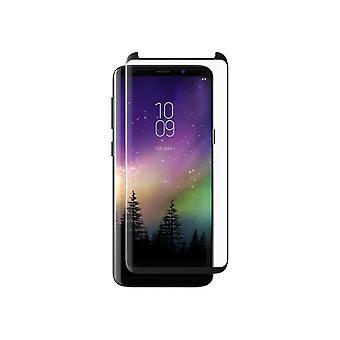 ZAGG NäkymätönShield Lasi Käyrä Elite Näytön suoja Galaxy S9 Plus