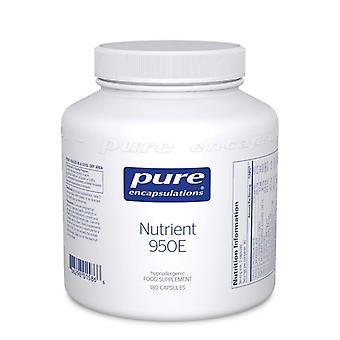 Pure Encapsulations Nutrient 950E Capsules 180 (MVFE1UK)