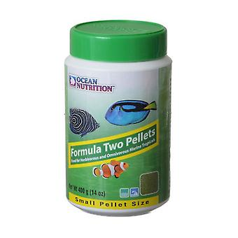 Ocean Nutrition Formula TWO Marine Pellet - Small - Small Pellets - 400 Grams