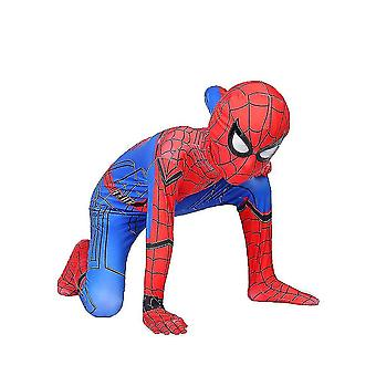 Kids Spiderman Cosplay Suit Far From Home Costume Halloween Costume