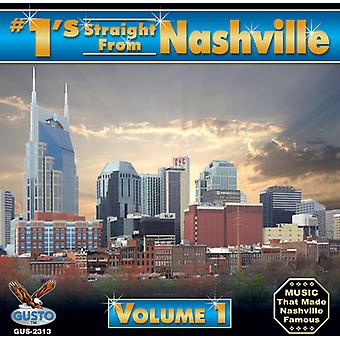 #1 de Nashville - import USA de Nashville [CD] Vol. 1-#1