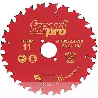 FREUD PRO LP30M 012 TCT circulaire zag Blade - 184 x 16 mm - 24T