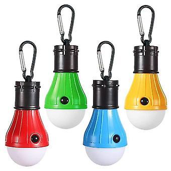 Draagbare led camping tent licht led lanterna zaklamp zaklamp lamp werk licht backpacken vissen