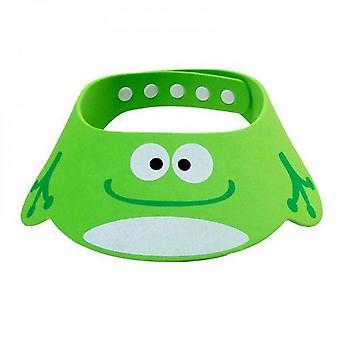 Neue Kinder Bad Visier Hut, verstellbare Baby Duschkappe Protect Shampoo, Haarwaschschutz für Kinder