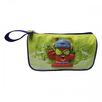 Child Toilet Bag Cyp Superthings Polyester (23,5 X 8 X 12,5 Cm) 32861 32861 32861