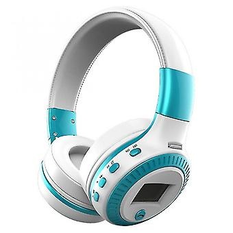 B19 Casque bluetooth sans fil Stereo Bass Earphone Foldable Headset
