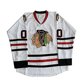 Clark Griswold #00 X-mas Christmas Vacation Movie Hockey Jersey