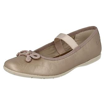 Girls Clarks Casual Mary Jane Shoes Dance Along