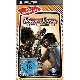 Prins van Perzië Rival Swords Essentials Edition Sony PSP spel
