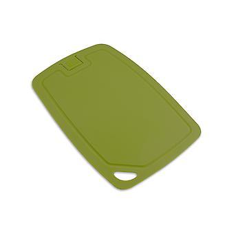 Wellos Eco Friendly Antibacterial Chopping Board, 30cm x 20cm, Green