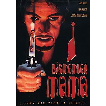 I Dismember Mama [DVD] USA import