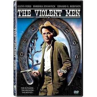 Importare gli uomini violenti [DVD] Stati Uniti d'America