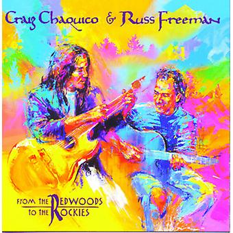 Freeman/Chaquico - From the Redwoods to the Rocki [CD] USA import