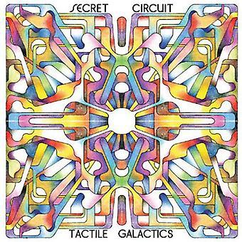 Secret Circuit - Tactile Galactics [Vinyl] USA import