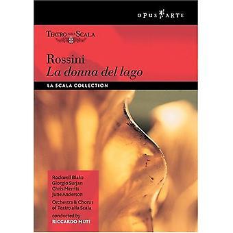 G. Rossini - importation USA La Donna Del Lago [DVD]