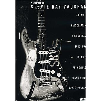 スティーヴィー ・ レイ ・ ヴォーン - スティーヴィー ・ レイ ・ ヴォーン 【 DVD 】 米国へのオマージュへのオマージュをインポートします。