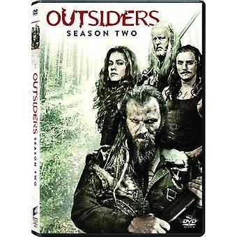 Outsiders: Season Two [DVD] USA import
