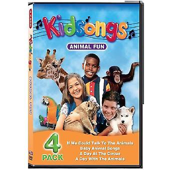 Kidsongs - Animal Fun [DVD] USA import
