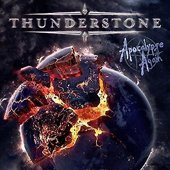 Thunderstone - Apocalypse Again [CD] USA import