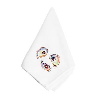 Carolines trésors 8330NAP Oyster Trio serviette