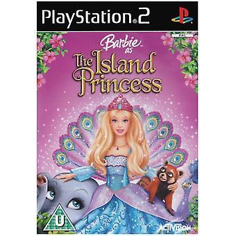 Barbie som Øen Princess (PS2) - Ny fabrik forseglet