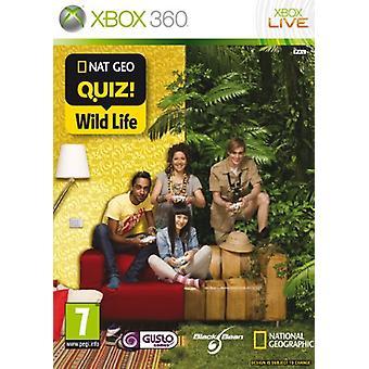 Nat Geo Quiz Wild Life (Xbox 360) - Neu