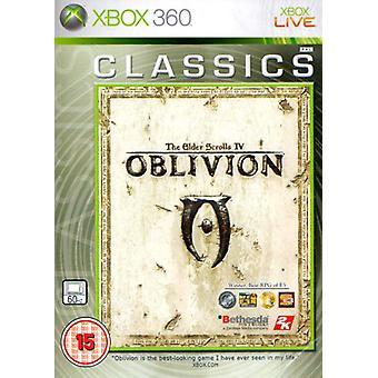 The Elder Scrolls IV Oblivion - Classics Edition (Xbox 360) - Factory Sealed