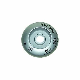 Electrolux Bezel viktigste ovnen sølv