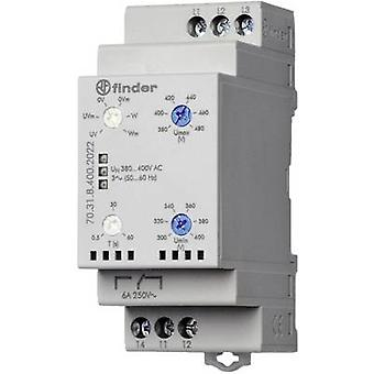 Monitoring relay 380 - 415 V AC 1 change-over Finder 70.31.8.400.2022 1 pc(s)