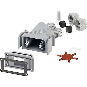 Phoenix Contact 1689129 VS-15-SET-STD IP-67 D-Sub Connector Variosub Socket, Plug -