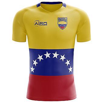 2018-2019年ベネズエラ ホーム コンセプト サッカー シャツ (キッズ)