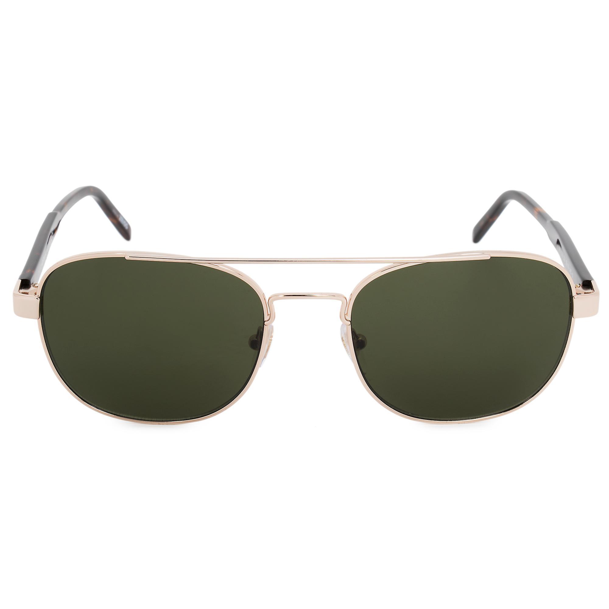 Montblanc Aviator Sunglasses MB602S 52J 55